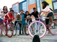 Sepeda Fixie 2012